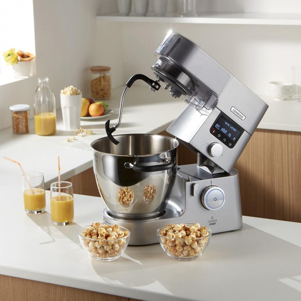 El mejor robot de cocina comparativa guia de compra del for Robot de cocina autocook