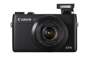 2.Canon G7 X