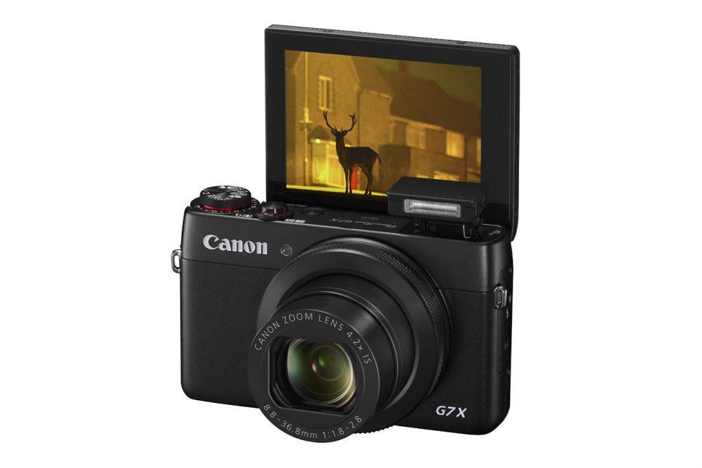 3.Canon G7 X