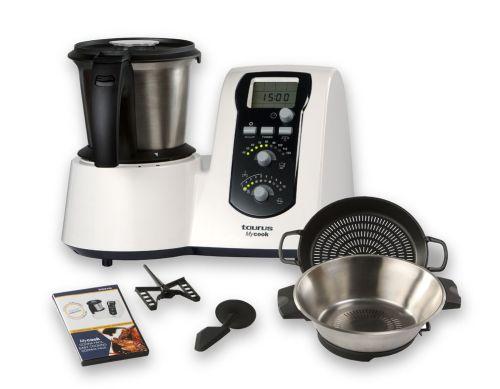 El mejor robot de cocina comparativa guia de compra del for Cual es el mejor robot de cocina
