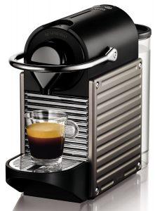 1.1 Nespresso Pixie Titan XN3005 Krups