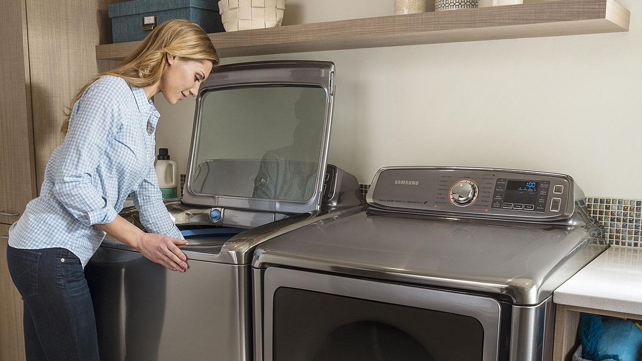 La mejor lavadora de carga superior comparativa del for Cual es el mejor detergente para lavadora