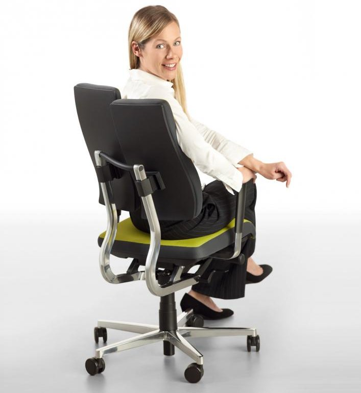 La mejor silla de escritorio de oficina comparativa del for Silla de computadora