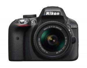 1.1 Nikon D3300 +