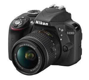 1.2 Nikon D3300 +