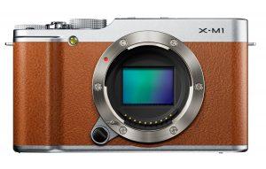 1.Fujifilm X-M1