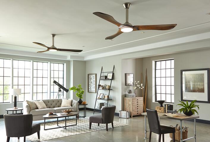 El mejor ventilador de techo comparativa guia de compra - Habitacion desocupada ...