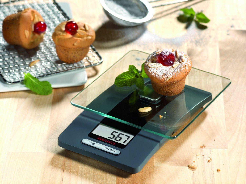 La mejor b scula de cocina comparativa guia de compra - Basculas para cocina ...