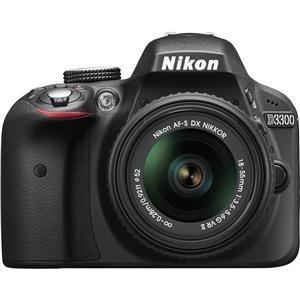 2.Nikon D3300
