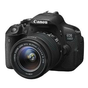3.Canon EOS 700D