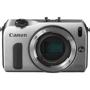 3.Canon EOS M