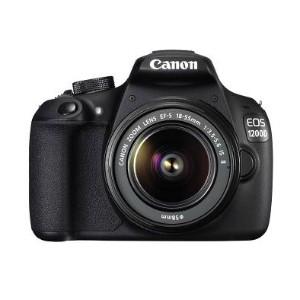 4.Canon EOS 1200D