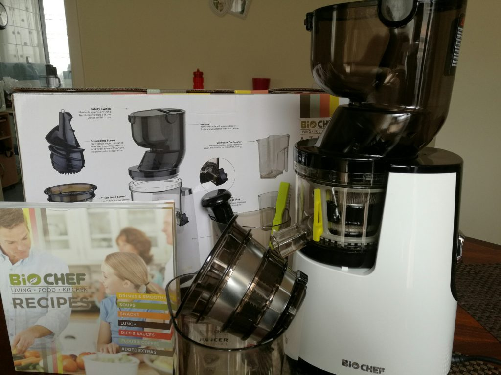 Slow Juicer Silvercrest Opiniones :  Opiniones sobre BioChef Atlas Whole Slow Juicer : Analisis y precios del Abril 2018