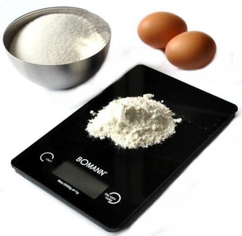 B scula de cocina comparativa del 2016 gu a de compra for Basculas digitales para cocina