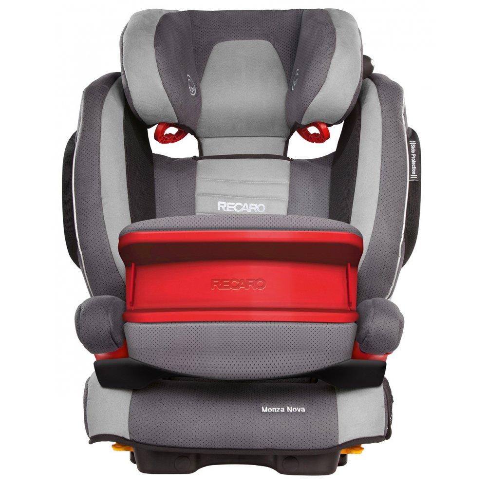 La mejor silla de coche comparativa gu a de compra del for Silla de seguridad coche