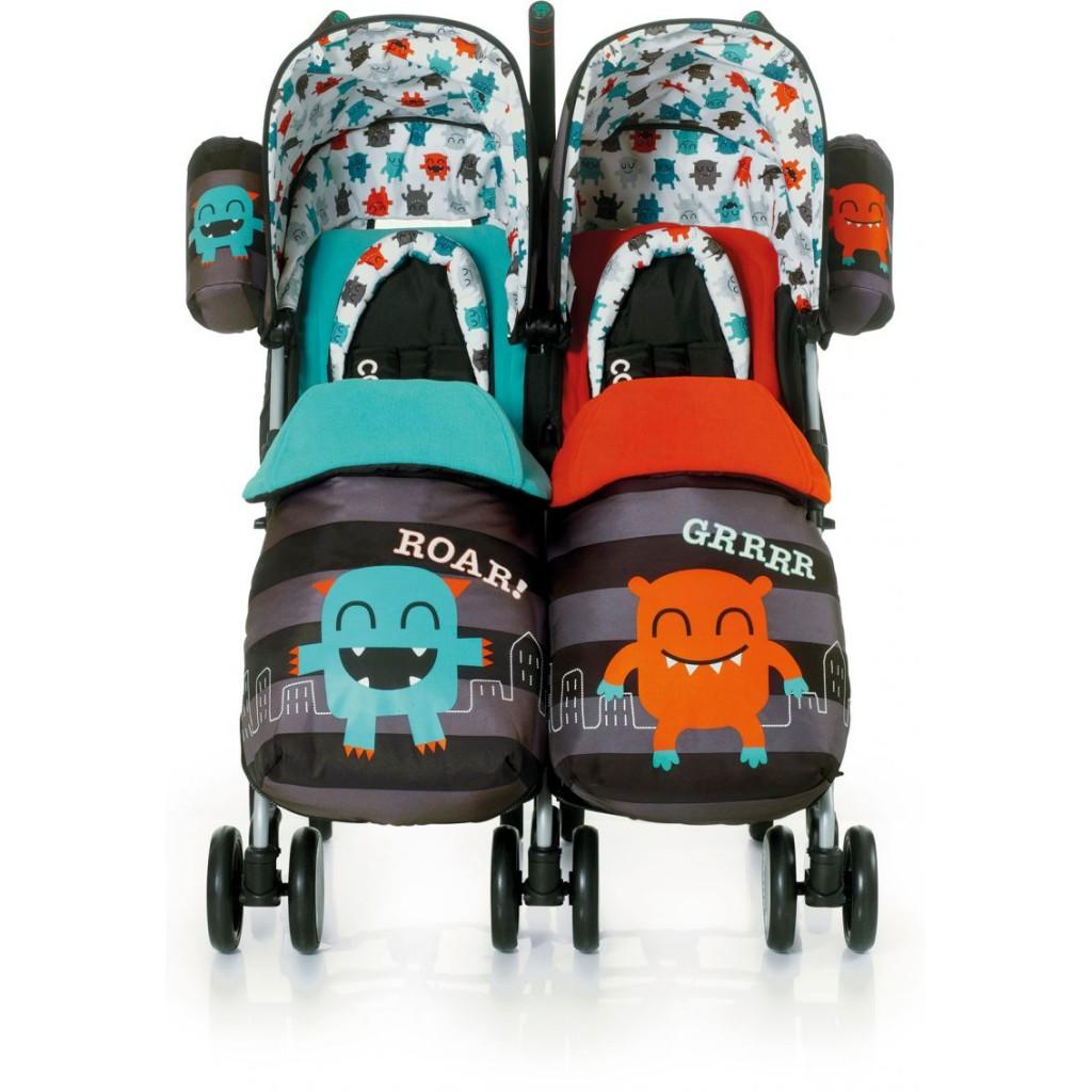 silla de paseo para gemelos