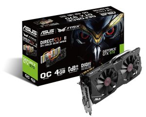 1.3 ASUS GeForce GTX 970 OC STRIX