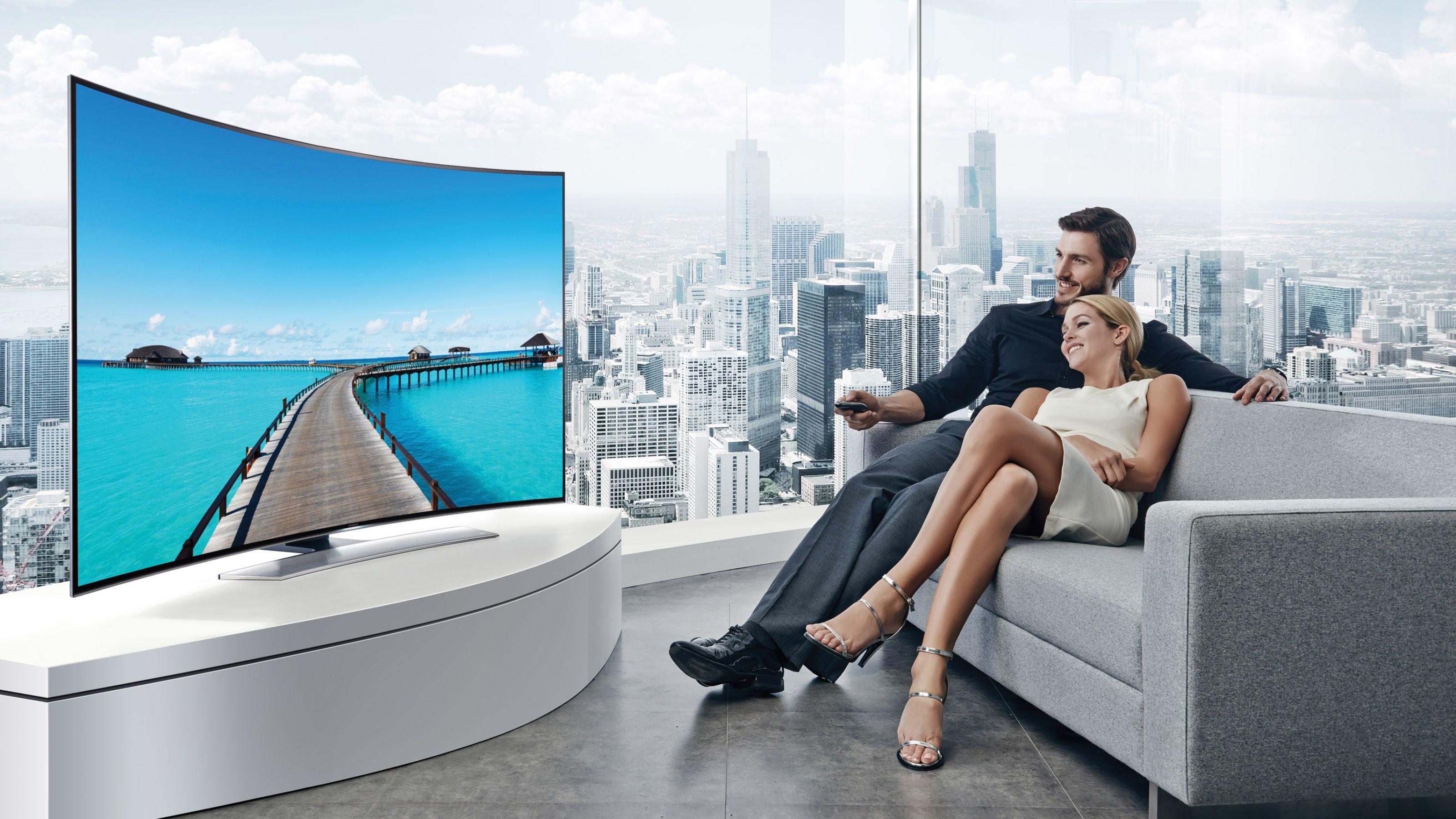 El mejor televisor 4k comparativa gu a de compra del - Distancias recomendadas para ver tv led ...