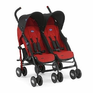 1.Chicco Echo Twin