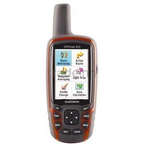 1.Garmin GPSMAP 62s