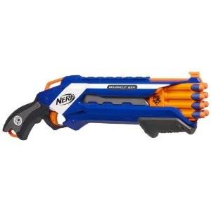 1.Nerf - N-Strike Elite Rough Cut pistola