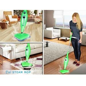 1.Sodamix 12 in 1 Steam Cleaner