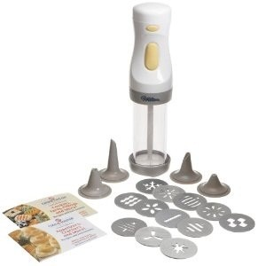 1.Wilton Cookie Master Plus