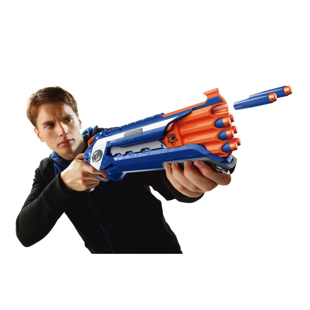 La mejor pistola nerf de juguete comparativa guia de - Pistola para lacar ...
