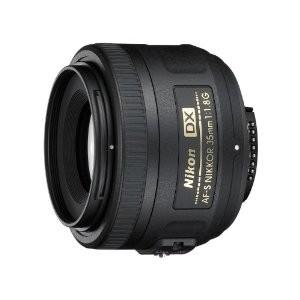 2.Nikon AF-S DX 35mm F1.8 G