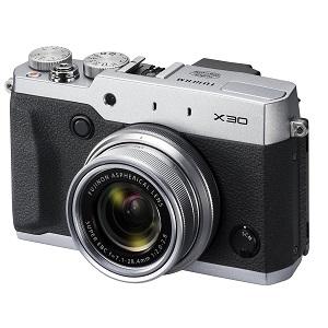 3.Fujifilm X30