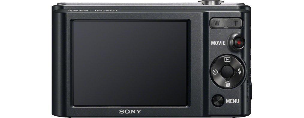 3.Sony DSC-W810