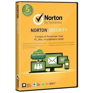 3.Symantec Norton Security 2.0
