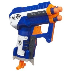 4.Nerf - Pistola Elite Triad-3