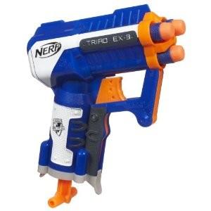 4.Nerf - Pistola Elite Triad-3