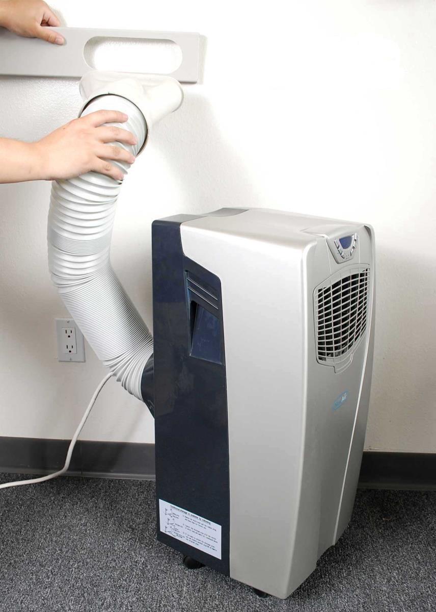 El mejor aire acondicionado port til comparativa del for Comparativa aire acondicionado portatil