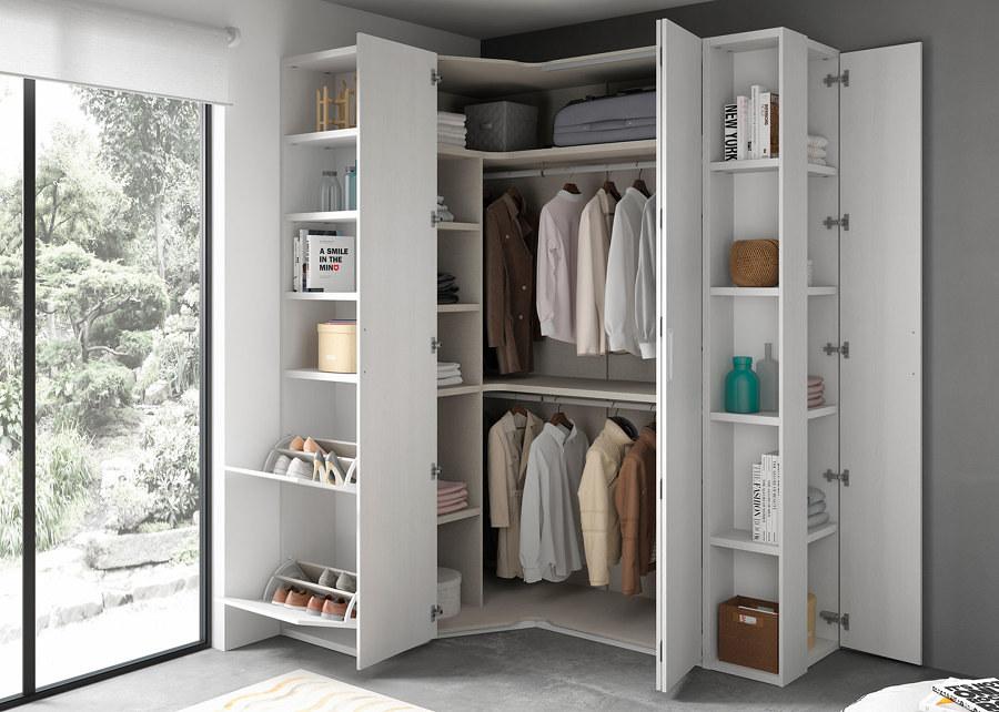 El mejor armario comparativa guia de compra del abril 2018 - Armarios de esquina a medida ...
