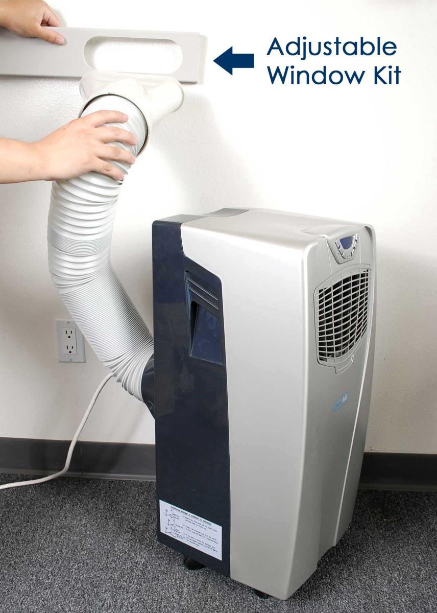 El mejor aire acondicionado port til comparativa del 2017 for Comparativa aire acondicionado portatil