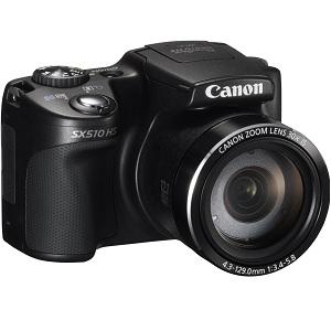 1.2 Canon Powershot SX510 HS