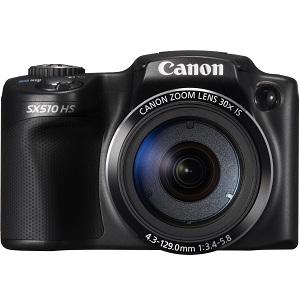 1.Canon Powershot SX510 HS