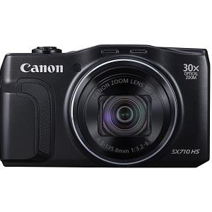 2.Canon SX 710 HS