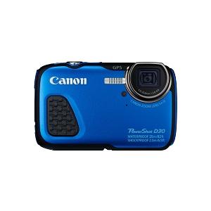 1.1 Canon PowerShot D30