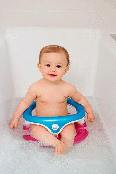 El mejor asiento de ba o comparativa guia de compra del - Asiento de bano bebe ...
