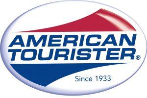 2.American Tourister