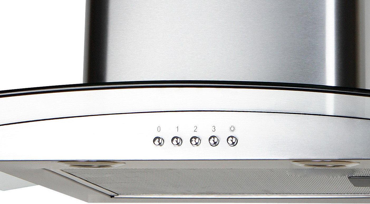 La mejor campana extractora comparativa guia de compra - Mejores campanas extractoras para cocinas ...