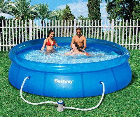 La mejor piscina hinchable comparativa guia de compra for Guia mantenimiento piscinas