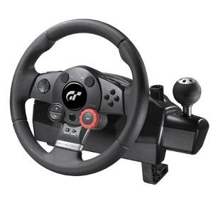 2.Logitech Driving F. GT