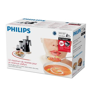 2.Philips HR7762-90
