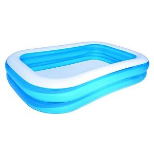 La mejor piscina hinchable comparativa guia de compra for Piscina hinchable rectangular