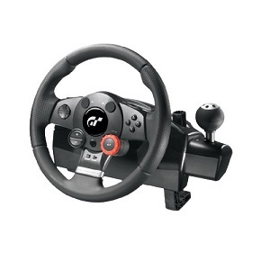 4.Logitech Driving Force GT