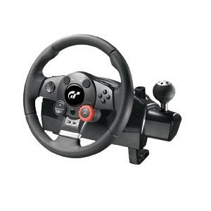 4.Logitech Driving Force GT